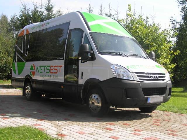 Netsest bussireisid
